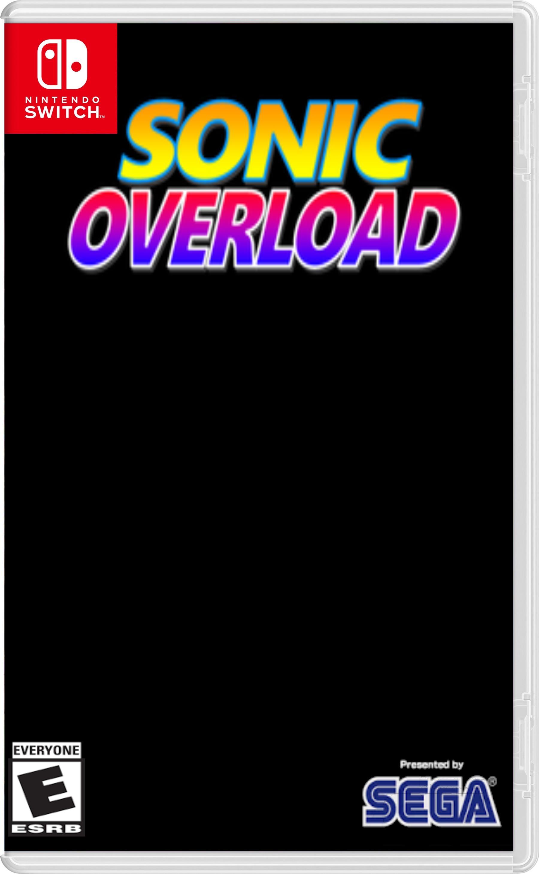 Sonic Overload(Heroic412229's version)
