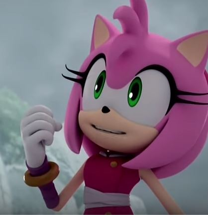 Amy Rose/UPgraded's Universe