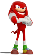 Sonic Boom Knuckles 2