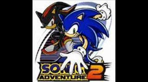 """Sonic Adventure 2 """"Sonic vs"""