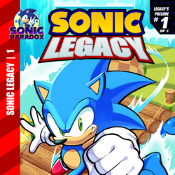 Sonic Legacy Issue 1
