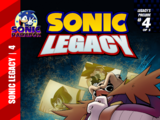 Sonic Legacy Issue 4