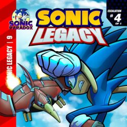 Sonic Legacy Issue 9