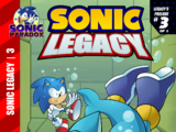 Sonic Legacy Issue 3