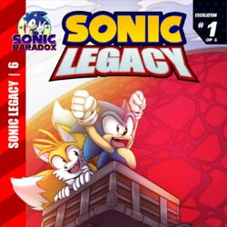 Sonic Legacy Issue 6