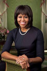 220px-Michelle Obama 2013 official portrait.jpg