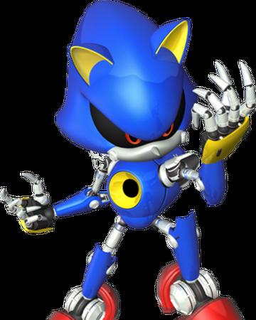 Metal Sonic Sonic Wiki Fandom