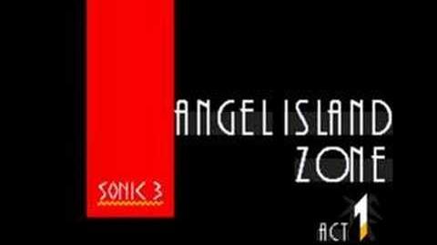 Sonic 3 Music Angel Island Zone Act 1