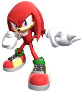 Knuckles Shadow