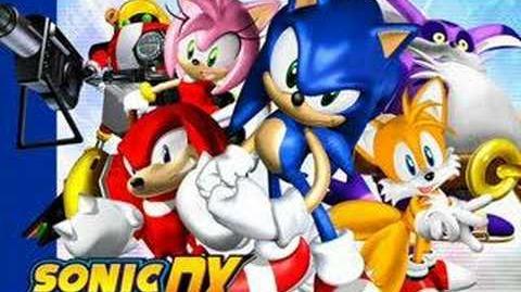 Sonic Adventure DX Music Speed Highway 1