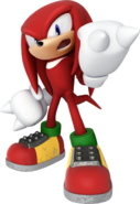 All-Stars Knuckles