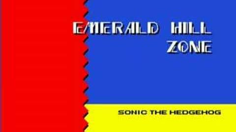 Sonic the Hedgehog 2 Music - Emerald Hill Zone
