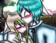 Erina and runshi