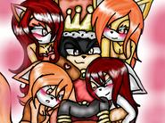 Fire King Armin....XD
