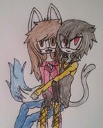 Laura and Zeref