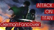 Shingeki no Kyojin - The Reluctant Heroes German Fancover