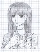 Chisakura Anime Sketch