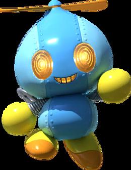 Team Sonic Racing - Omochao.png