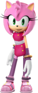 Amy Rose - Sonic Boom
