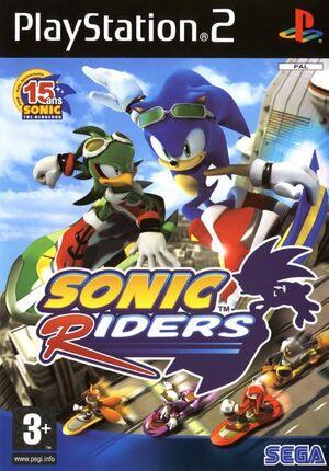 Sonic Riders PS2.JPG