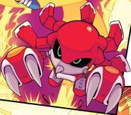 Metal-Knuckles IDW-Publishing