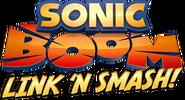 Sonic Boom Link N Smash logo