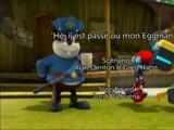 Hé, il est passé où mon Eggman ?