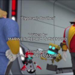 Le frère caché d'Eggman