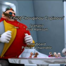 Chiot Choupinou Copinous