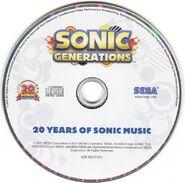 SonicGenerations20YearsOfSonicMusic-Disc