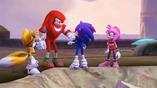 Team Sonic Boom reconciliation