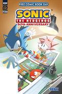 Sonic Free-Comic-Book-Day-2021