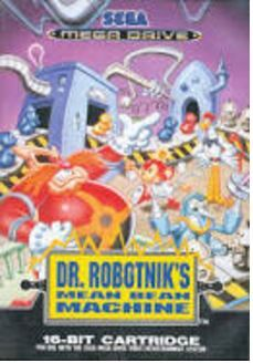 Dr.Robotnik Mean Bean Machine