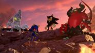 Sonic Forces E3 Trailer Villains