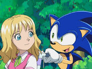 Helen y Sonic