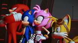 Ascension de Team Sonic