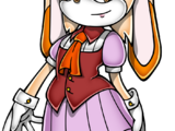 Vanilla the Rabbit