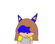 Luna smiling