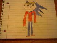 Sonic in the Marshall Ball Tourament