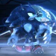 Sonic the Werehog again