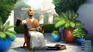Civilization V OST Harun al-Rashid Peace Theme Thikriati; Hijaz Maqam