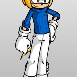 Raymond the Hedgehog