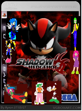 Shadow the Hedgehog 2 cover.png
