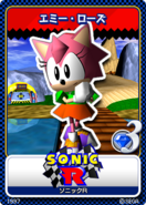 Sonic R 06 Amy Rose