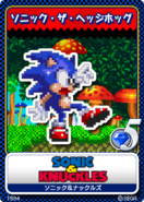 Sonic & knuckles 15 Sonic