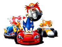 589px-Sonic, Tails, Amy and Robotnik.jpg
