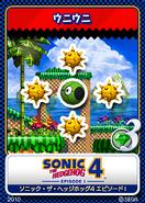 Sonic the Hedgehog 4 - 09 Orbinaut