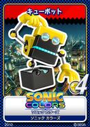 Sonic Colors 10 Cubot