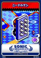 Sonic Labyrinth 12 Needleman