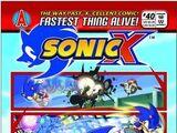 Archie Sonic X Ausgabe 40